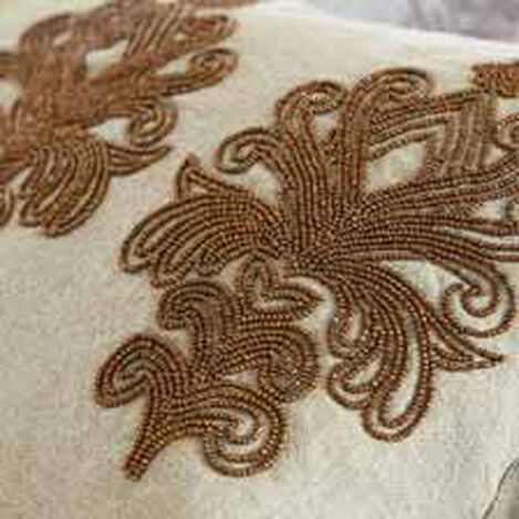 Beaded Scroll Pillow ,  , hover_image