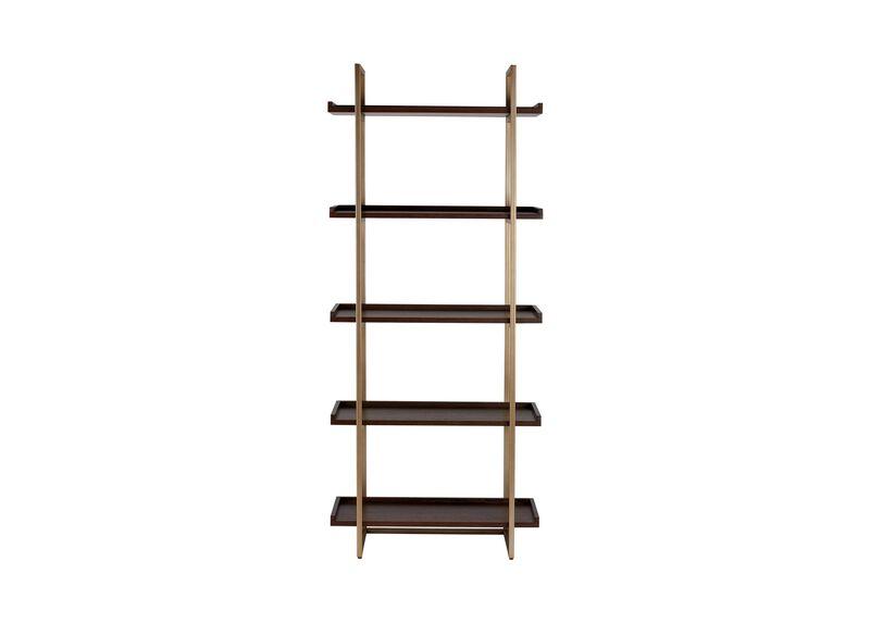 Dillonvale Display Bookcase