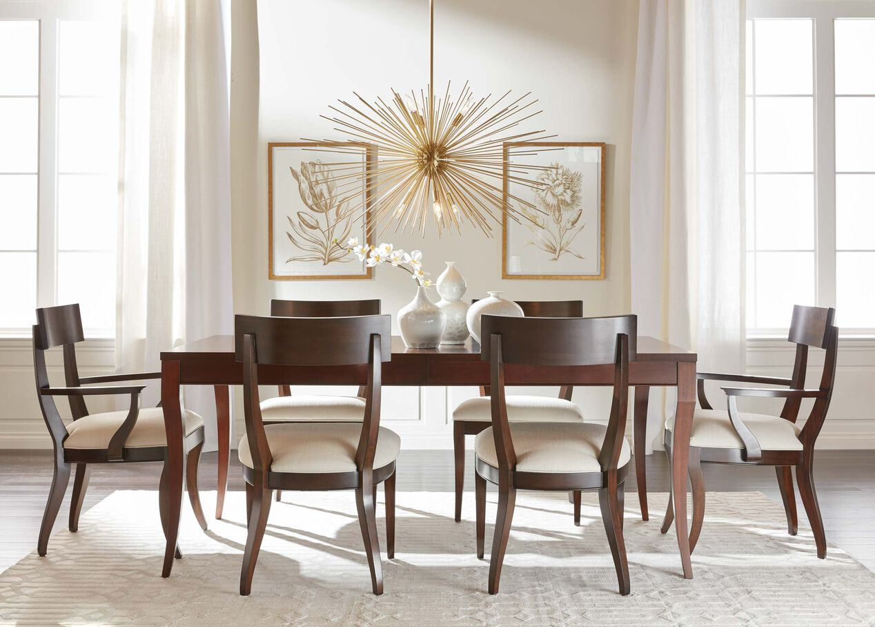 Barrymore Dining Table Dining Tables Ethan Allen