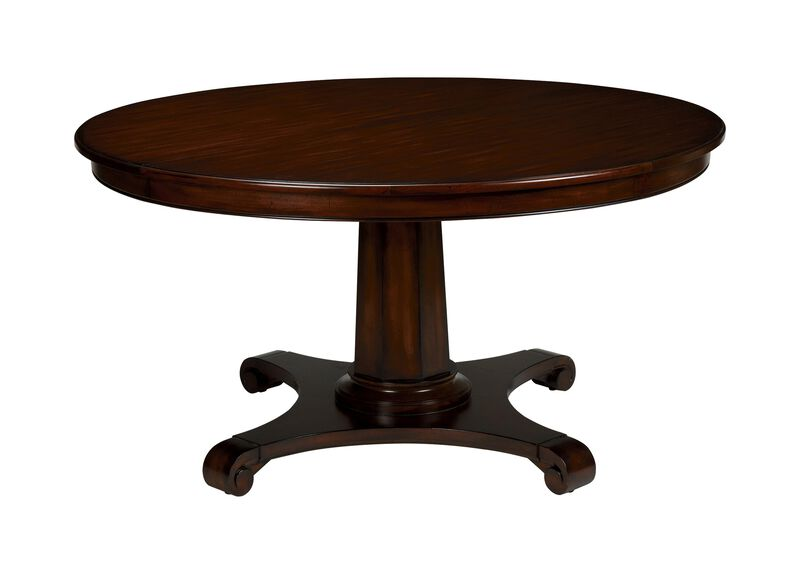 Sanders Round Dining Table