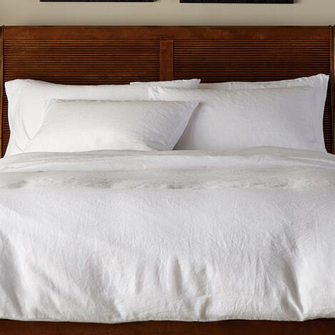 Windsor Stonewashed Duvet Cover and Shams ,  , large