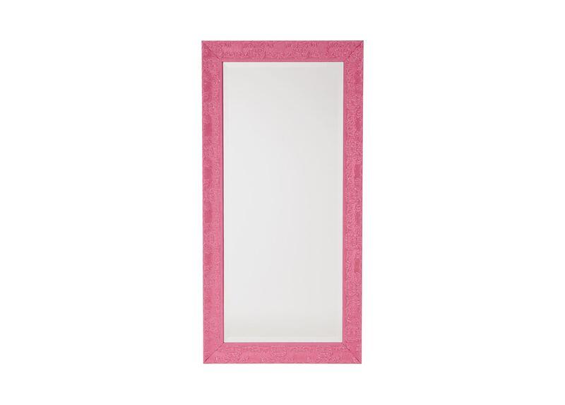 Not Your Traditional Floor Mirror, Pink