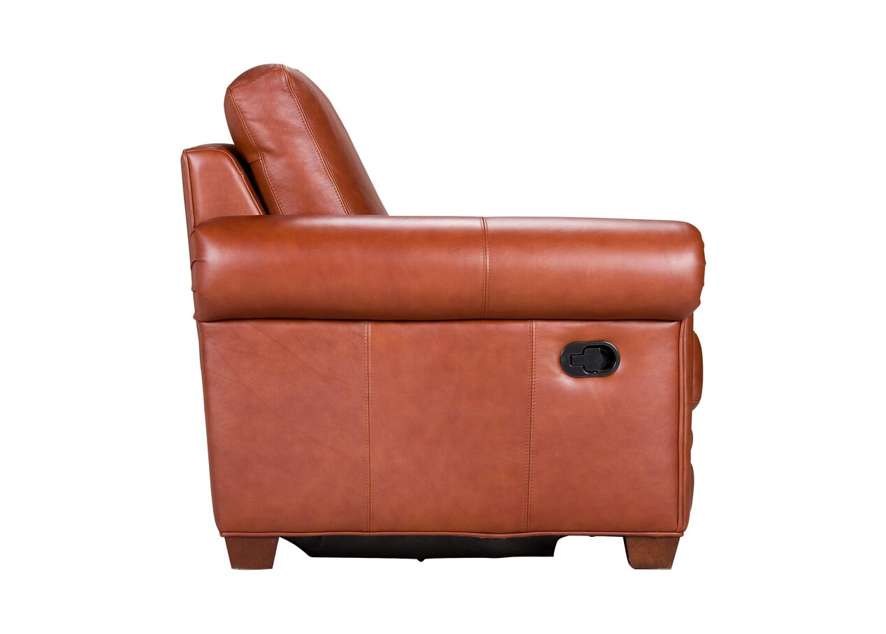 Conor Leather Incliner The Conor Collection