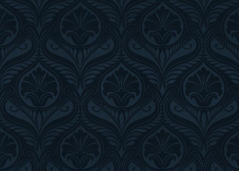 Vanessa Navy Fabric