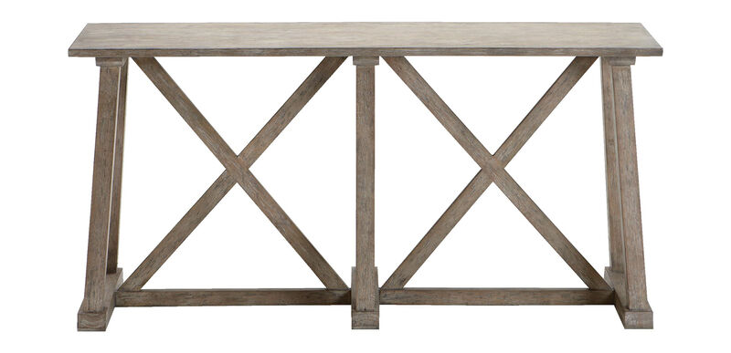 Bruckner Console Table