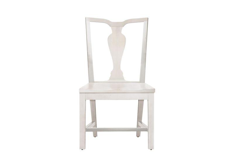 Maddox Wood-Seat Side Chair