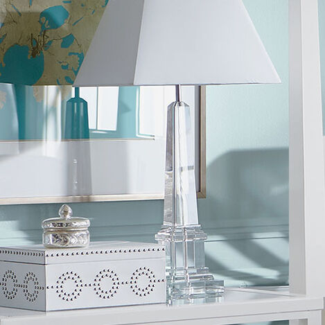 Leslie Crystal Table Lamp Product Tile Hover Image 096220