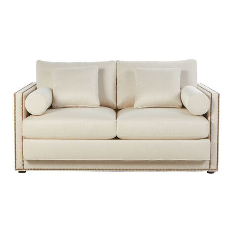Shop Sofas And Loveseats Leather Couch Ethan Allen - Ethan allen chadwick sofa