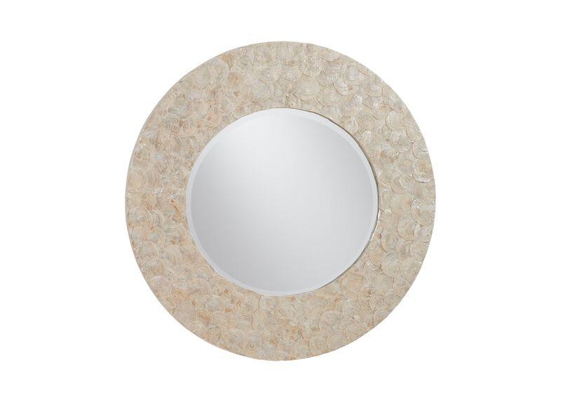 Kailani Capiz Mirror