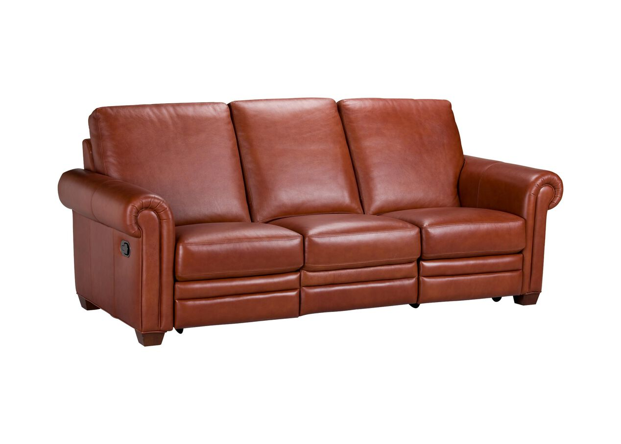 Conor Leather Incliner The Conor Collection Ethan Allen