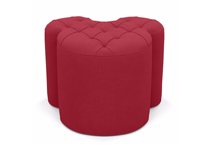 Mickey Mouse Pull-Up Ottoman