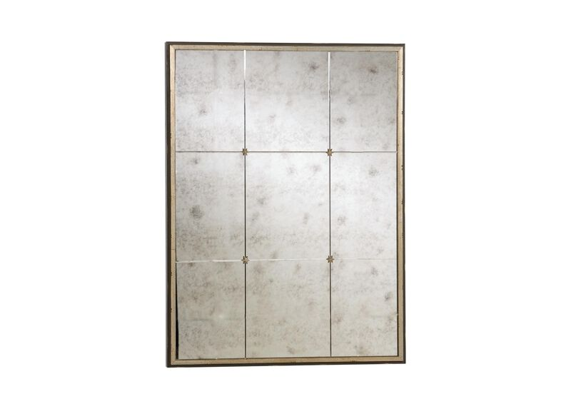 Rosette Wall Mirror