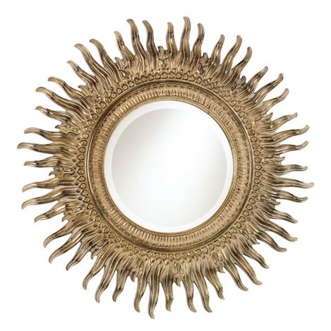 "43"" Sunburst Mirror Product Tile Image 074369"