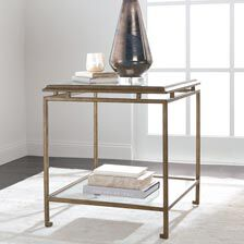 Zachary Nesting End Tables. Quick Shop