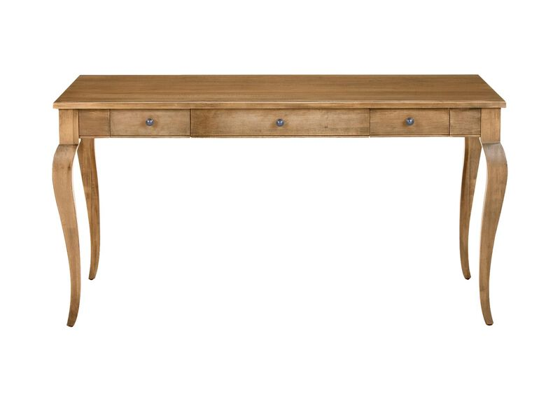 Cabriole Leg Writing Desk at Ethan Allen in Ormond Beach, FL | Tuggl