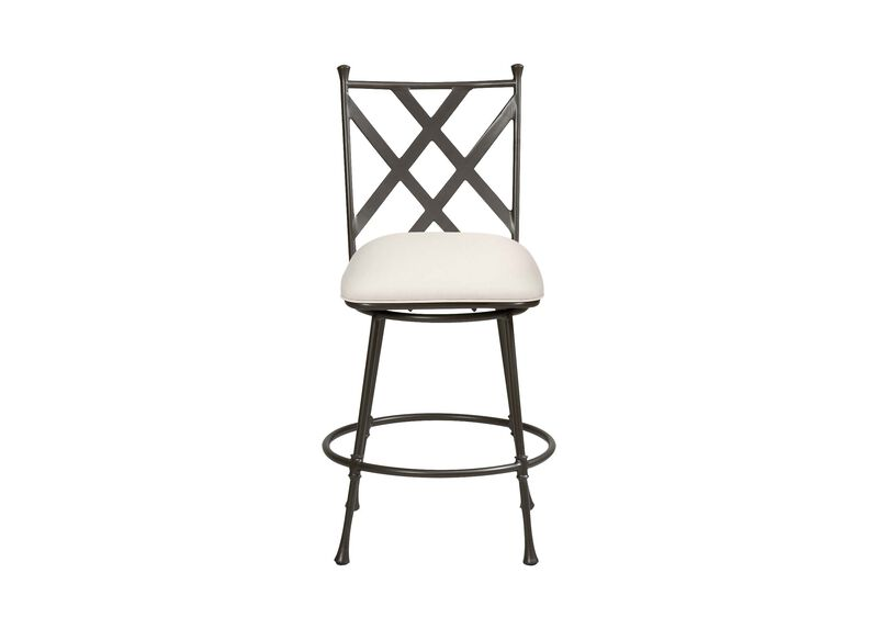 Biscayne Swivel Counter Stool