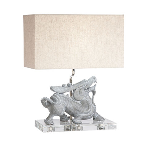 Foo Dragon Desk Lamp Product Tile Image 097290BS