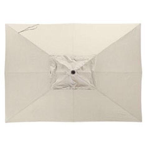 8' x 11' Single Vent Taupe Umbrella ,  , hover_image