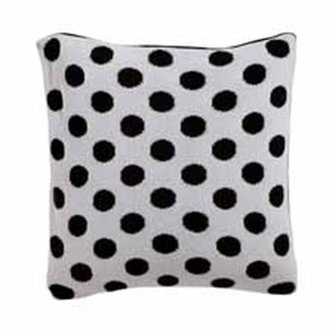 Dotty Knit Pillow, Mickey's Ears ,  , hover_image