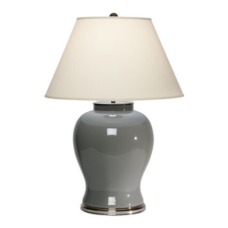 Keeley Table Lamp, Gray ,  , large