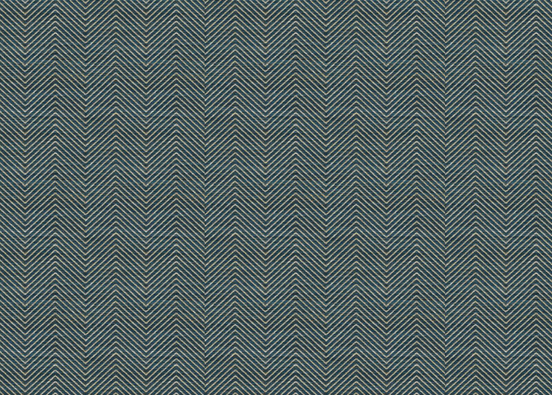 Enzo Blue Fabric by the Yard