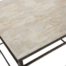 Null Null. SAVE 20%. Vida Stone Top End Table