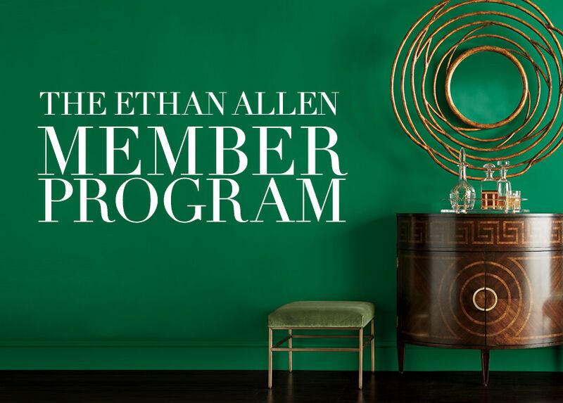 Ethan Allen Member Program™