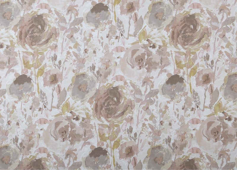 Harper Blush Fabric