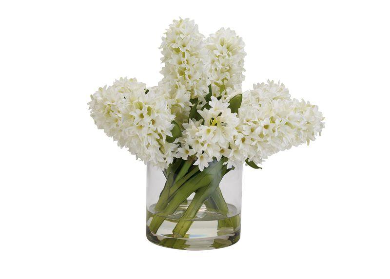 White Hyacinth Watergarden