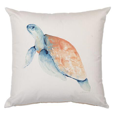 Sea Turtle Outdoor Pillow Product Tile Image 404705