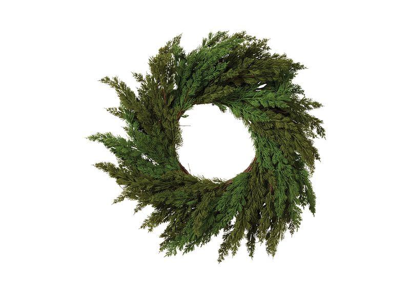 "30"" Cedar Wreath"