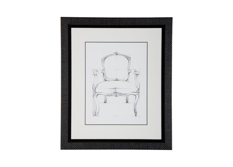 Historic Chair Sketch II