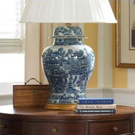 Classic Ginger Jar Table Lamp ,  , hover_image