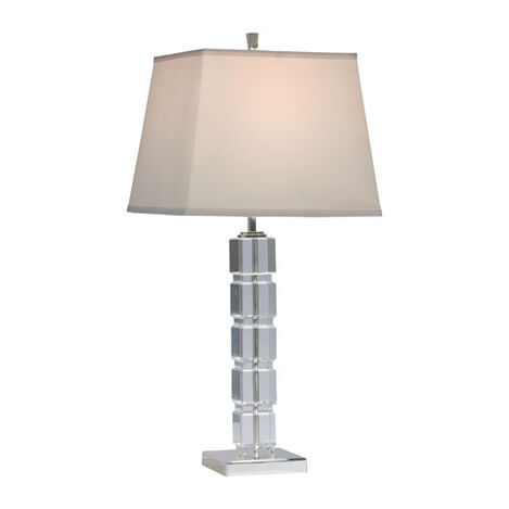 Crystal Blocks Table Lamp Product Tile Image 096784