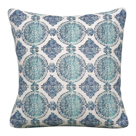 Falco Indigo Outdoor Pillow ,  , large
