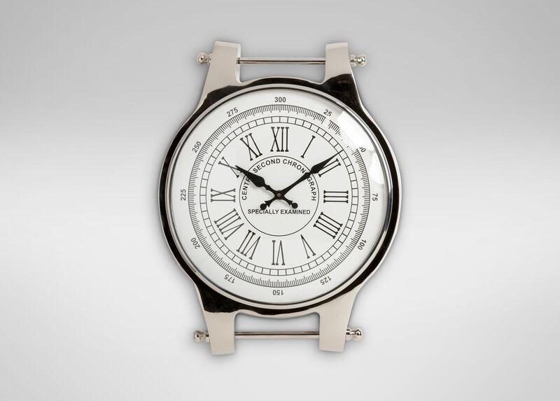 Chronograph Wall Clock ,  , large_gray