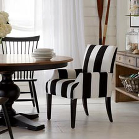 Host & Arm Chairs | Dining Armchairs | Ethan Allen