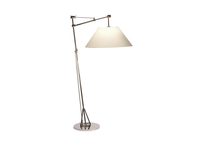 Long Reach Floor Lamp