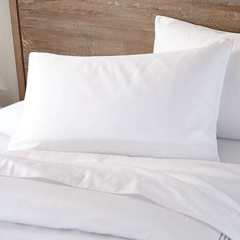 Ensuite Hotel-Style Sheet Set, White Product Tile Image 032996