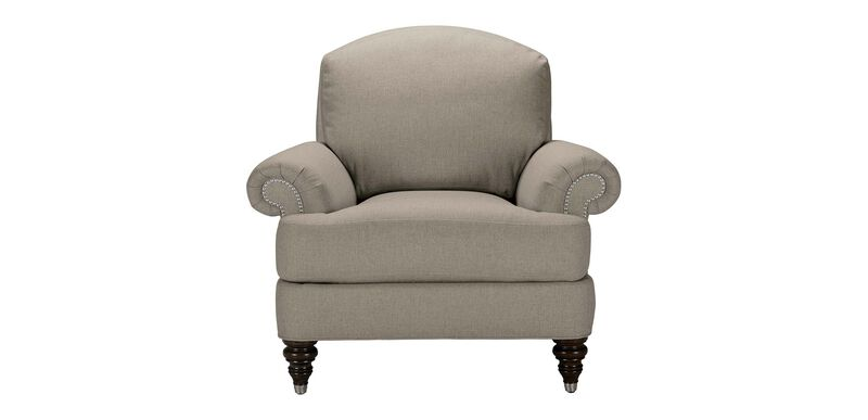 Hyde Chair, Quick Ship , Hailey Slate (Q1054), solid texture , large_gray