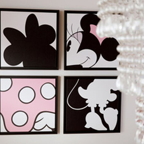 Minnie Mouse Quartet Part III Product Tile Hover Image 070104C