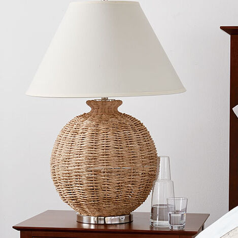 Seagrass Table Lamp Product Tile Hover Image 097399