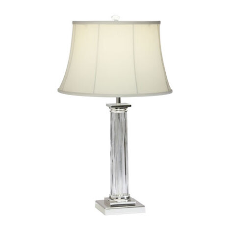 Delancey Crystal Table Lamp ,  , large