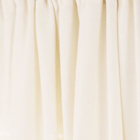 White Sayre Washed Linen Fabric by the Yard Product Tile Image CY1033V  WHT