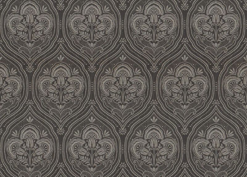 Sophia Pewter Fabric by the Yard