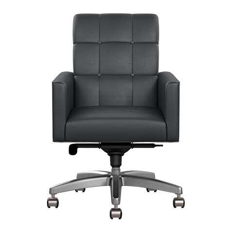 Gareth Leather Desk Chair