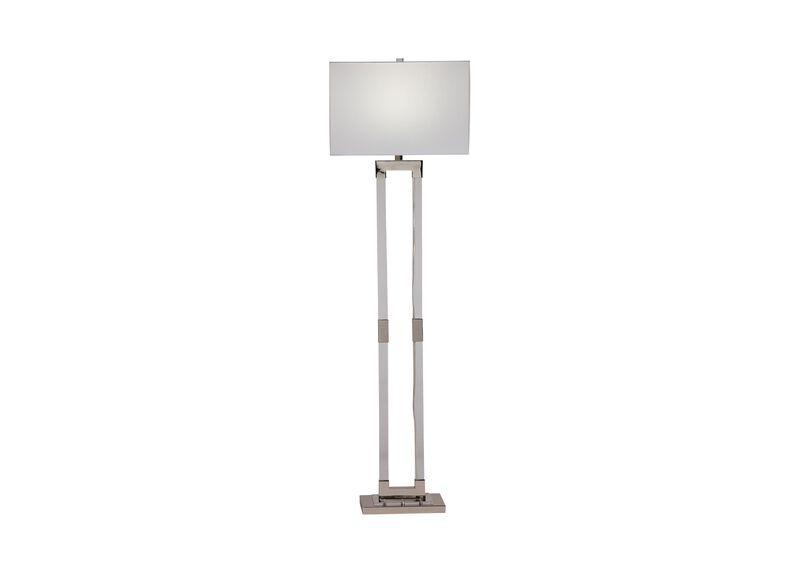 Lidya Acrylic Floor Lamp
