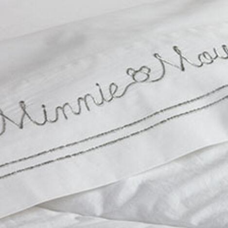 Minnie Mouse Autograph Sheet Set, Silver ,  , hover_image