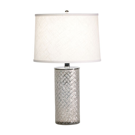 Lattice Glass Accent Lamp ,  , large