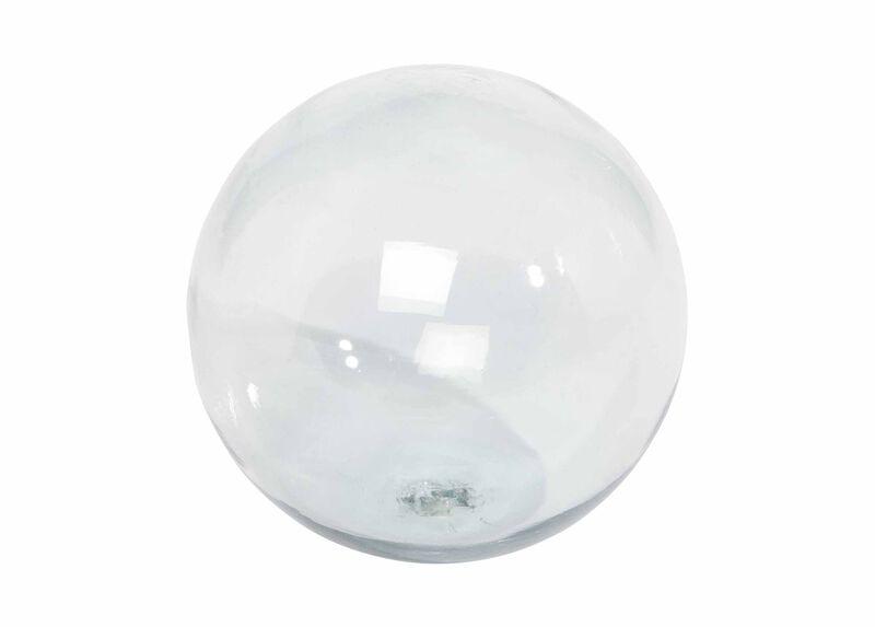 Large Glass Ball ,  , large_gray